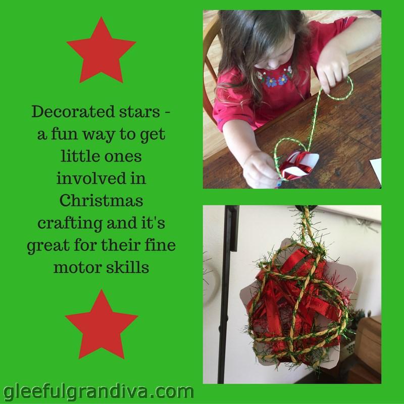 EASY CHRISTMAS ORNAMENTS YOU CAN MAKE YOURSELF - gleeful grandiva